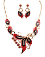 Cheap Handmade Butterfly And Dry Flower Style Jwelleries Necklace Jewelry