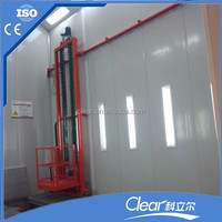 Europe Standard CE Certificate Passenger Car and Bus Spray Paint Booth 12m-20m