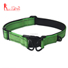 Pet Products Soft Neoprene Padded Reflective Nylon Fabric Best Quality Dog Collar Strap
