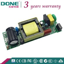 28W 600ma AC85-265V DC30-50V Led Driver Naked Circuit Board