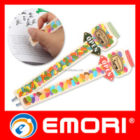 Business promotion Corporate Gifts Eco Friendly Magnetic Bookmark Ball Pen