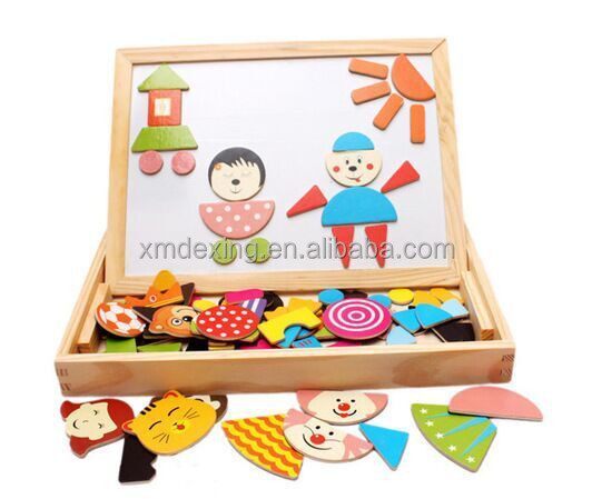Magnetic Toys Puzzle for Kids
