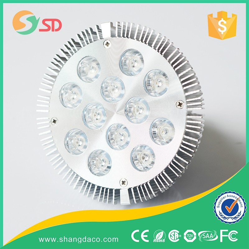 Full spectrum LED Grow lights 12W E27 LED Grow Lamp Bulb Flower Plant Hydroponics System AC85V 110V 220V Growing