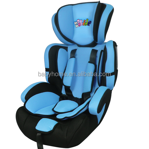 foldable portable baby car seat suitable for car