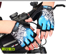 Quality Professional sport gym wear cycling gloves