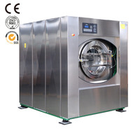 lager capacity industrial washer dryer used for garment factories
