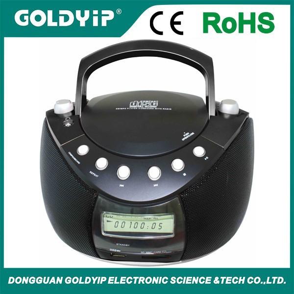 Portable lecteur cd avec usb sd radio lecteur cd portatif - Lecteur cd usb portable ...