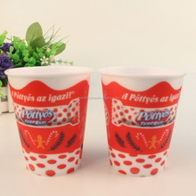 2017 hot new products Custom Logo cold color change Plastic Cup with Low Price
