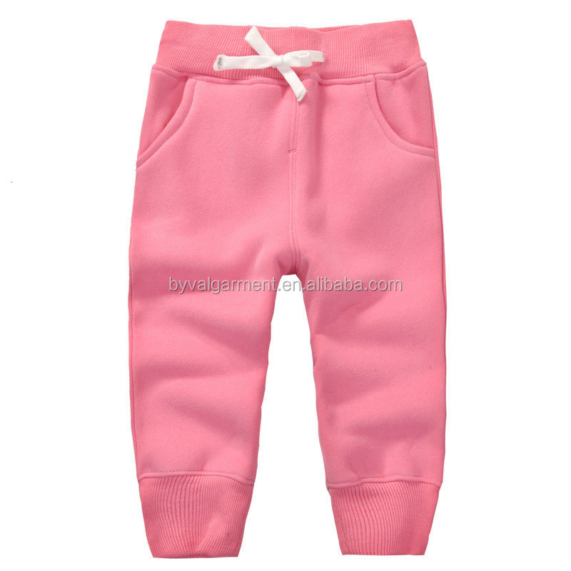 Wholesale Children Soft Micro Fleece Pants
