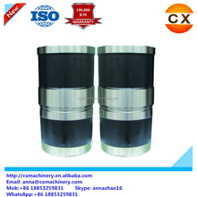 OEM CE approved cast iron excavator cylinder liner set