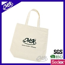 Fashion Style Calico Cotton Bag Recyclable Shopping Cotton Canvas Tote Bag