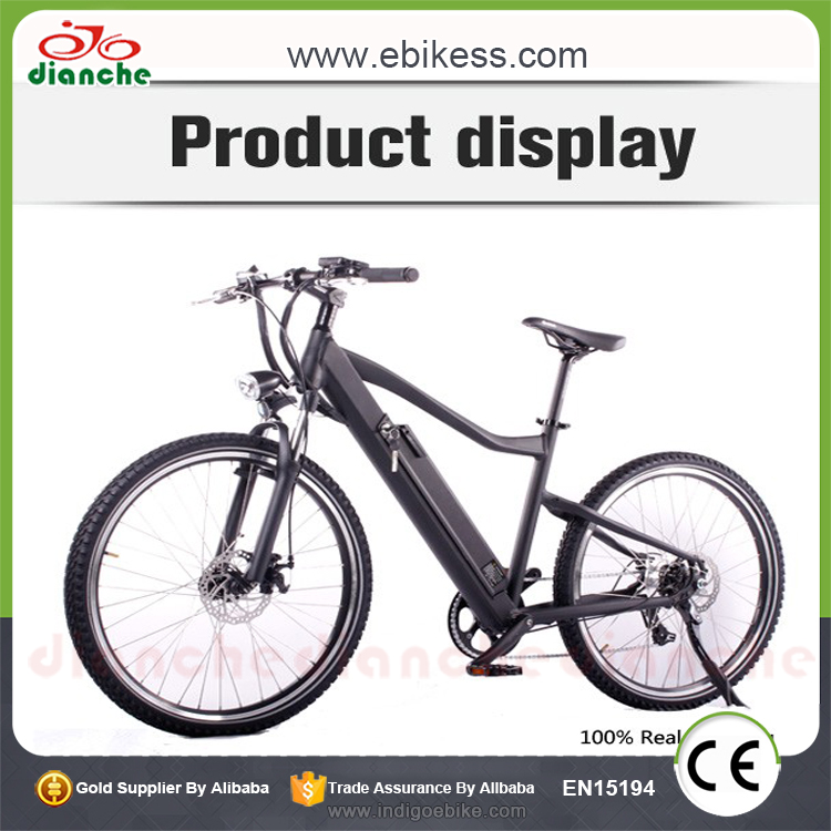 High quality machine grade road electric bike with suspension seat post cheapest price