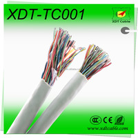 Wholesale Guangzhou manufacture Multi Pair Telephone Communication Cable 100 pair telephone cable