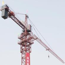 Hongda In new condition qtz80a 6010 8t tower crane good prIce with nice qualtiy