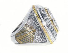 The newest championship ring san francisco Giants baseball champions ring