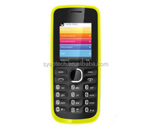 Factory Price Hot Selling Items Radio Dual SIM 2G GSM 900 1800 For Nokia 110 , 1280 ,105 mobile phone