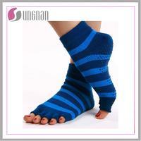 New styles Increased Balance pilates yoga socks