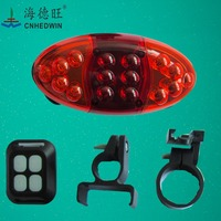 China best rechargeable bicycle light bike bicycle laser beam rear tail light bicycle laser light
