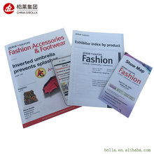 Cheap Booklet Catalog Leaflet Printing / A4 Flyer Printing / Brochures Printing Factory