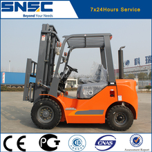 SNSC diesel engine forklift 2 ton lifting equipment for sale