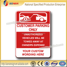 CUSTOMER PACKING ONLY reflective Custom traffic signs coloring pictures Direction