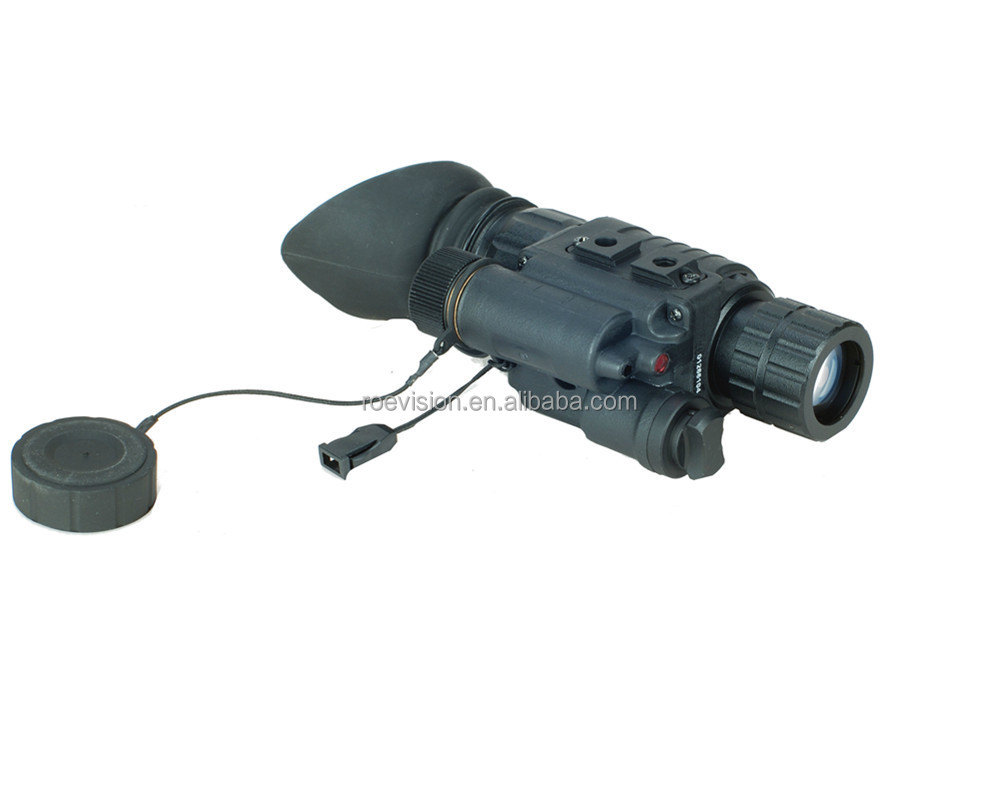 Gen 2+/ Gen 3 night vision monocular with 1x 3x 5x Magnification, top specs helmet night vision monocular