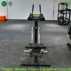 2018 portable light weight Coaster beautify abdominal machine