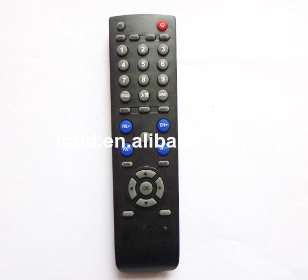 remote control for South America and European branded TV