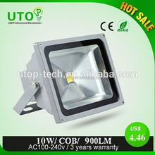 LED Flood light 10W (Square type) LED FloodLight Waterproof