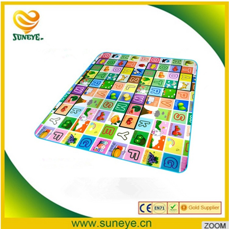 safety eco-friendly waterproof baby play mat