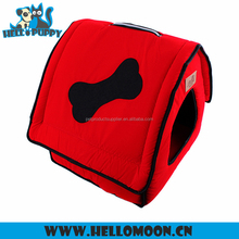 HELLOPUPPY Cute Bone Dog Kennel Wholesale Dog House
