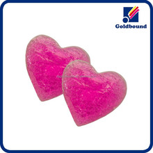 Pink Heart Ice Pack For Children's Lunch Box