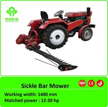 Cutter bar mower/sickle-bar mower for small tractors/grass forage harvester
