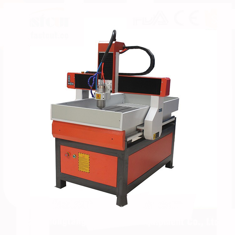 desktop wood door making cnc router cutting machine 6090