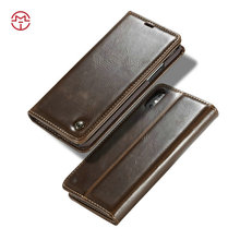 Bulk from China for iphone 8 black cases,for iphone 8 case wallet OEM Smart Stand Leather case for iphone X