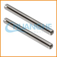 China fastener aisi 301 stainless steel spring quick release ball lock pins