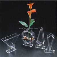 fashional clear counter top acrylic toy fish tank