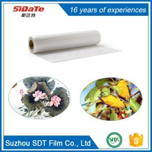 11 x 30m roll pet inkjet film for Tshirt/shirt