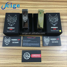 great vapor in stock now snow wolf 90w temp control awesome!! box mod snowwolf 90w sigelei replacement parts
