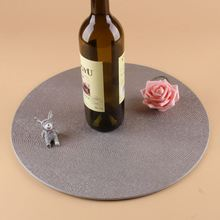 Modern style excellent quality environmental table plate mat