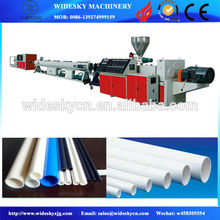 plastic pipe spool fabrication production line