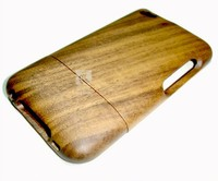 High Quality Factory Price 100% Natural handmade Hand-Carved Wooden Case for Ipod touch4,handmade high quality wooden case