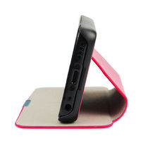With stand cover for iphone 5c,for iphon 5c mobile phone covers with kickstand