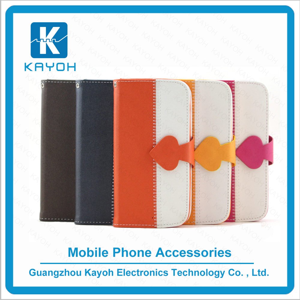 [kayoh]cute phone cases mobile phone filp cover case for sangsung s3\s4\s5\s6\s6e cases for iphone 5s\6\6p