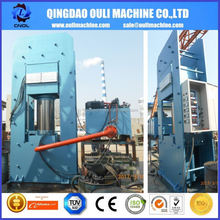 OEM Made Waste Rubber Tire Pyrolysis Retreading Equipment