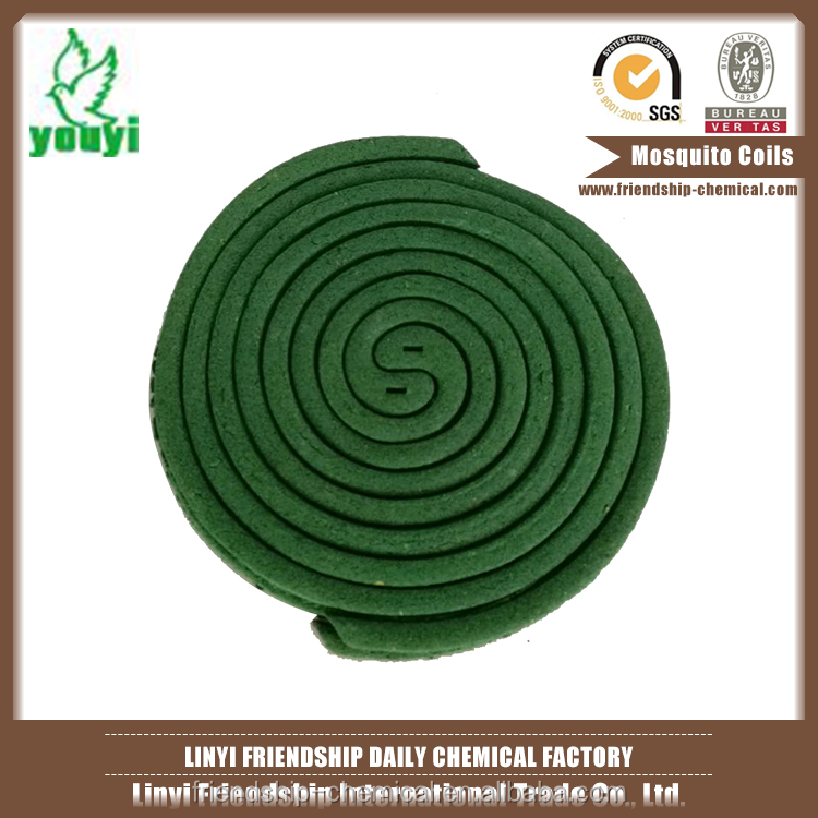 China Name Brand Pest Repeller Green Mosquito Coil Kill Effect