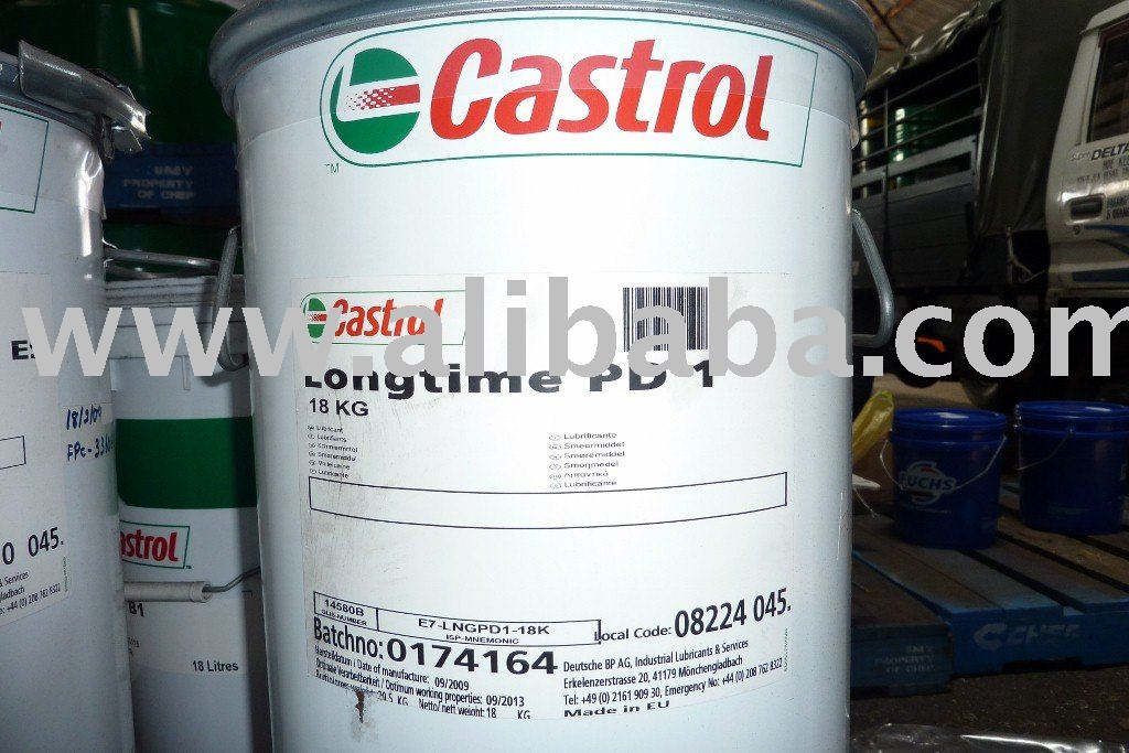 Castrol Longtime PD - Grease