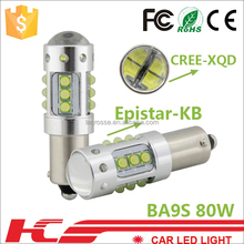 Led h1 h3 Light Led high power 80w 880 881 Lamp 1156/1157 Light Led BA9S Led Festoon T10 Led Bulb Led Car Light Auto Led bA9S
