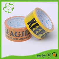 High Quality Custom Bopp Printed Packaging Tape Plant
