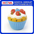 Promotional Ice Cream Shaped 60 Minute Timer Mechanical Kitchen Timer